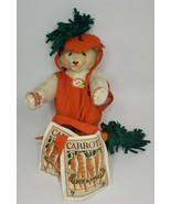 Steiff Dicky Bear 1930 Teddy Bear New  407574 w/Tag Button  and Outfit U46 - £64.78 GBP