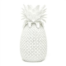 Tozai Home White Pineapple Decorative Vase - $210.38