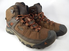 Keen Targhee EXP Mid Top Sz: 9 M (D) EU 42 Men's WP Trail Hiking Boots 1017718