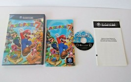 MARIO PARTY 7 Nintendo GameCube GCN Video Game 100% COMPLETE/WORKS GREAT! - $49.95