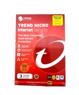 Trend Micro Internet Security 2016 Multi-Device Protection up to 3 Devic... - $13.06