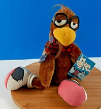 "Wallace Berrie Shoe Comic Strip Skyler Bird Applause Stuffed Animal 12"" Vintage - $44.96"