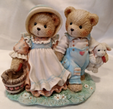 "Cherished Teddies Jack and Jill ""Our Friendship Will Never Tumble,"" #624772 - $24.00"