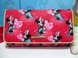 D23 EXPO Japan 2015 Samantha Thavasa Minnie Wallet Mobile case iPhone Sm... - $282.15