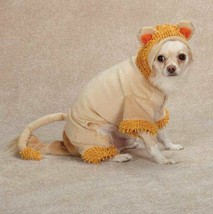 Jungle King Lion Dog Halloween Costume XS-XL Pet Casual Canine  - $11.95+