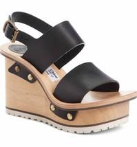 Chloe Valentine Platform Wedge Sandals Size 40 MSRP: $630  - $331.49
