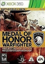 Medal of Honor Warfighter Project Honor Edition (Xbox 360) Plus Walmart ... - $7.91