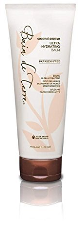 Bain De Terre Coconut Papaya Ultra Hydrating Balm, 8.45 Fluid Ounce