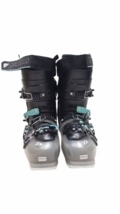 Women Dalbello Panterra 95 ID Ski Boot Black Glitter 25/25.5 Box Made in Italy image 4