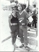 Nia Peeples / Carlo Imperato - professional celebrity photo 1986 - $6.85