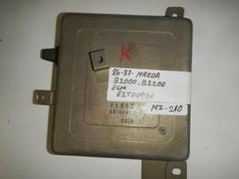 86-87 MAZDA B2000 , B2200 ECM ECU # E2T00971 (MZ-210)  - $14.80