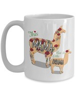 Mother's Day Mama Llama Coffee Mug - £14.24 GBP