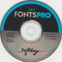 Key FontsPro by Softkey - $12.99