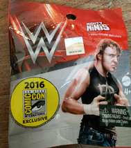 2016 SDCC COMIC CON EXCLUSIVE MATTEL WWE WWF MIGHTY MINIS FIGURE DEAN AM... - $9.89