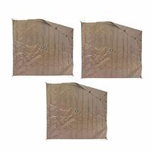 MRT SUPPLY Quick Set Screen Hub Tan Fabric Wind & Sun Panels Accessory O... - $67.32