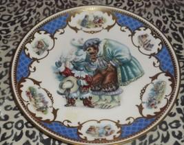 Limoges Jegou Puss in Boots Premier Edition Plate Vintage Porcelain De L... - $56.07
