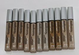 Neutrogena Radiant Cream Concealer Lot of 11 Cashew Ivory Ecru Golden Bisque NEW - $59.40