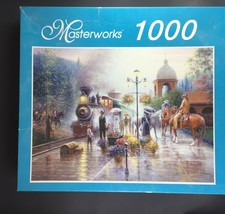 """RoseArt The Masterworks """"Flowers For The Misses"""" 1000 Piece Jigsaw Puzzle - $12.00"""