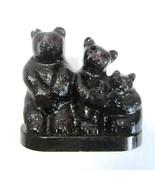 Vintage 1950's  The Three Bears Family Coin Bank - Papa Mama & Baby Bear... - $12.50