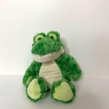 "Fiesta Gator Plush Bean Bag Stuffed Animal Cuddle Promo 13"" Tall  - $556,51 MXN"