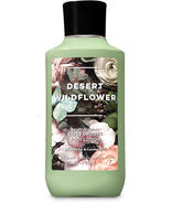 Bath & Body Works Desert Wildflower Super Smooth Body Lotion 8 fl oz / 2... - $14.00