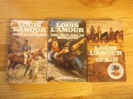 Western Paperback Lot  Louis L'Amour Short Stories Collection Bantam - $11.87