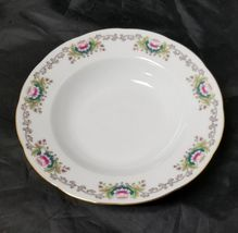 Chinese Fine Bone China Set of 32, 8 Each Soup Bowls, Cups, Saucers, Bread Plate image 7