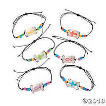 Faith Stone Bracelets Craft Kit  - $15.00