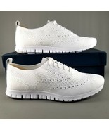 Cole Haan ZeroGrand Stitchlite Wingtip Oxford Shoes Womens SZ 9.5 B Dres... - $88.81
