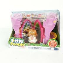Fisher Price Little People Queen Pop Open Castle Set - $24.75
