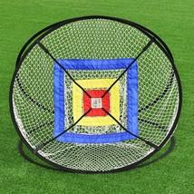 """Durable Indoor/Outdoor Portable 37"""" Golf Training Practice Net w/Bag - $37.99"""
