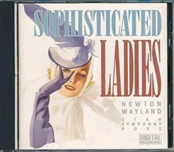 Sophisticated Ladies by Newton Wayland Cd image 1