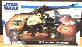 AT-TE All Terrain Tactical Enforcer 2008 STAR WARS New Sealed HTF - $453.48