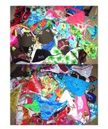 Wholesale Grab Bag Lot of 60 Swimsuit Tops & Bottoms - $284.99
