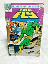 The Fly Archie Comics Issue 9 October 1984 - $2.00