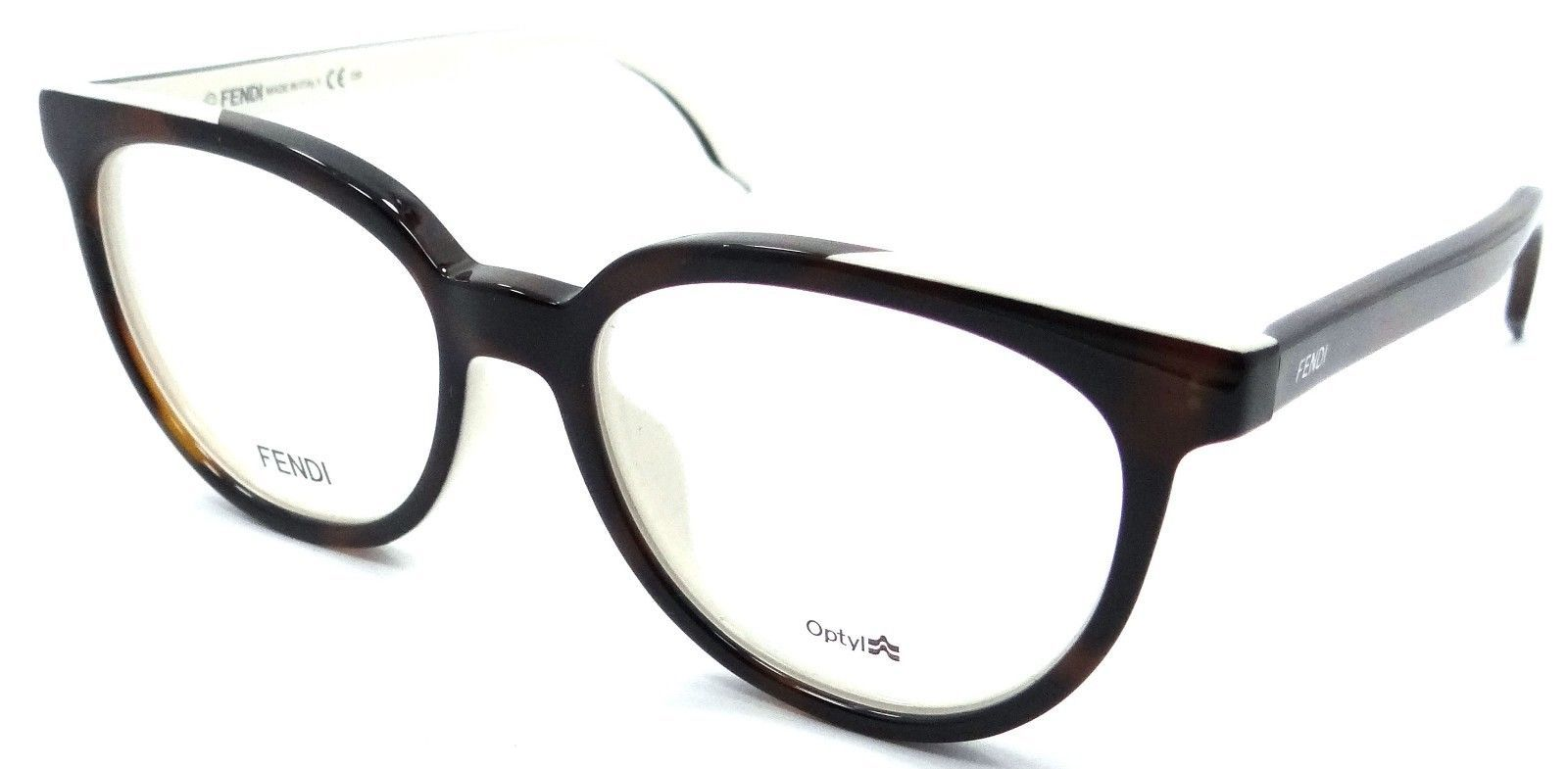 94779e56817 Fendi Rx Eyeglasses Frames FF 0122 F MIY and 50 similar items. 57