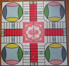One Vintage Whitman Pachisi Game, incomplete + Two Selchow & Righter Boards image 3