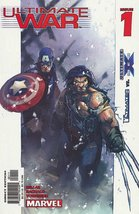 Ultimate War #1 Comic - Ultimates vs Ultimate X... - $2.00