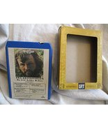 Kris Kristofferson: Me and Bobby McGee - 8 Track Tape - $14.85