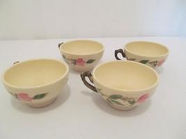 Franciscan Desert Rose - (4) Coffee Cups/Teacups - $12.00