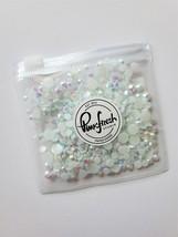 Glacier Jewels. Pinkfresh Studio. Holographic Rhinestones, Various Sizes