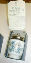 Royal Worcester,Egg Coddler,NEW never used,very shinny and clean - $59.39