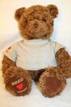 Gund Ltd Edition May Dept Stores 2000 Wish Bear-LOVE w/t-shirt Plush XLG... - $49.95