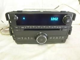 09 10 Buick Lucerne Radio Cd Player 25992378  SCH36 - $23.02