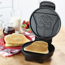 NEW! Breakfast Star Wars Darth Vader Waffle Maker US - €51,11 EUR
