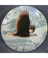 The Bald Eagle Collector Plate Majestic Birds of North America Daniel Smith - $21.95