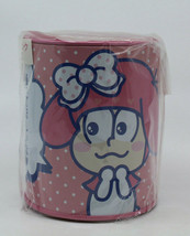 Osomatsu San Sanrio Character My Melody Piggy Bank Todomatsu Pink Japane... - $25.21