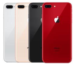 Apple I Phone 8 Plus 64GB   256GB 4G Lte Unlocked At&T / Cricket Smartphone - $334.00+