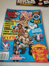 WWE Kids Magazine April 2010 Includes Undertaker Poster  - $29.95
