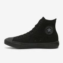 CONVERSE ALL STAR LIGHT HI Black Monochrome Chuck Taylor Japan Exclusive - $140.00